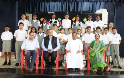 Inter – School Choral Recitation Competition at Dominic Savio High School – Andheri.