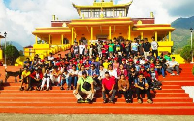 Educational Tour at Chandigarh. Dharamshala and Amritsar