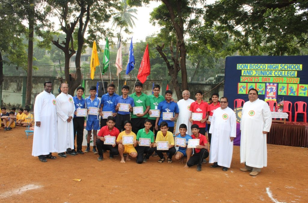Secondary Sports Day 2019