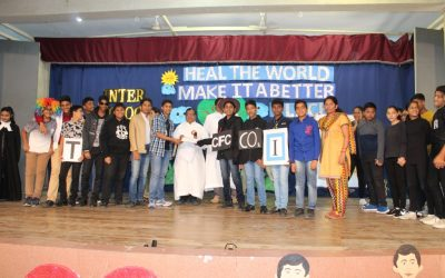 Golden Jubilee  Celebration:  Inter School Skit & Drawing Competition