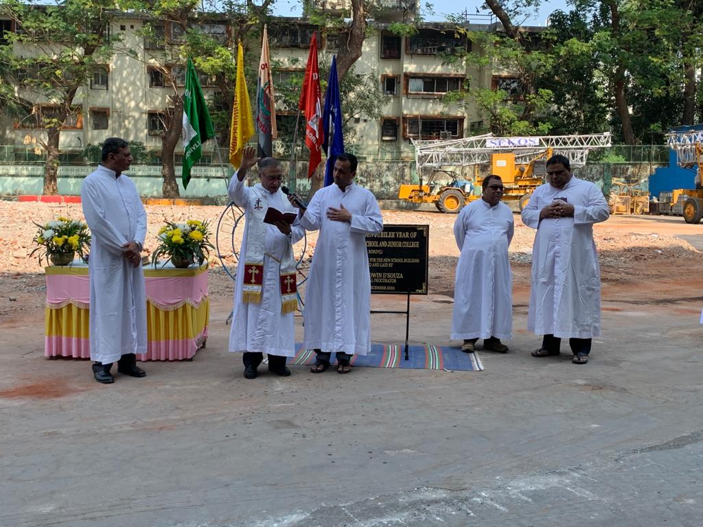 LAYING THE FOUNDATION STONE – TOWARDS NEW BEGINNINGS