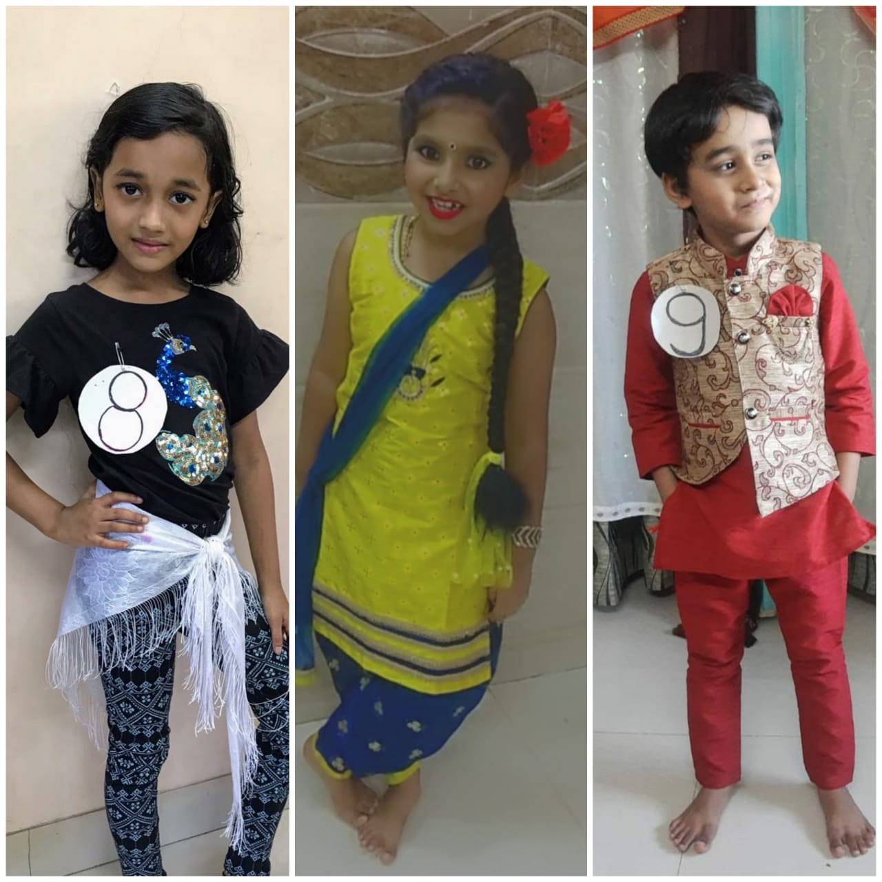 Solo Dance Competition – Std 1