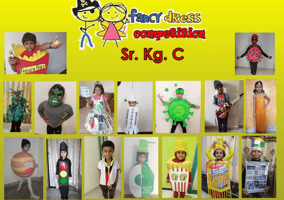 Fancy Dress Competition (Pre-Primary)