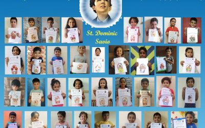 Feast of St. Dominic Savio (Pre-Primary Section)