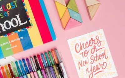 A cheer to the new school year!!